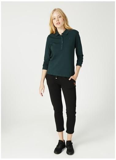 U.S. Polo Assn. Sweatshirt Yeşil